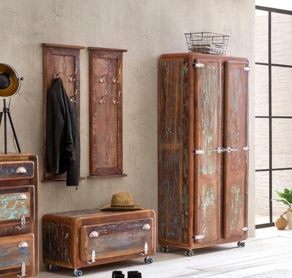 SIT Garderoben-Set »Fridge«, (Set, 4 St.) günstig online kaufen