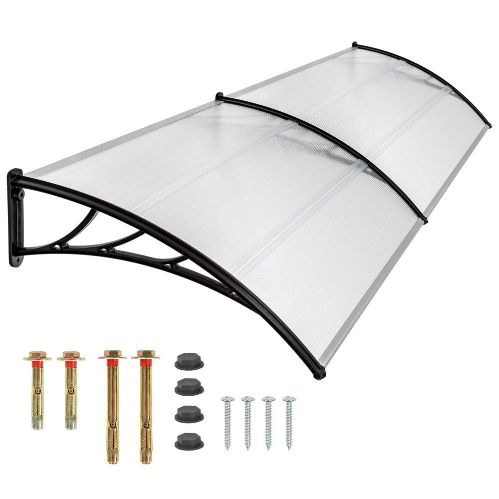 Vordach transparent - 300 cm günstig online kaufen