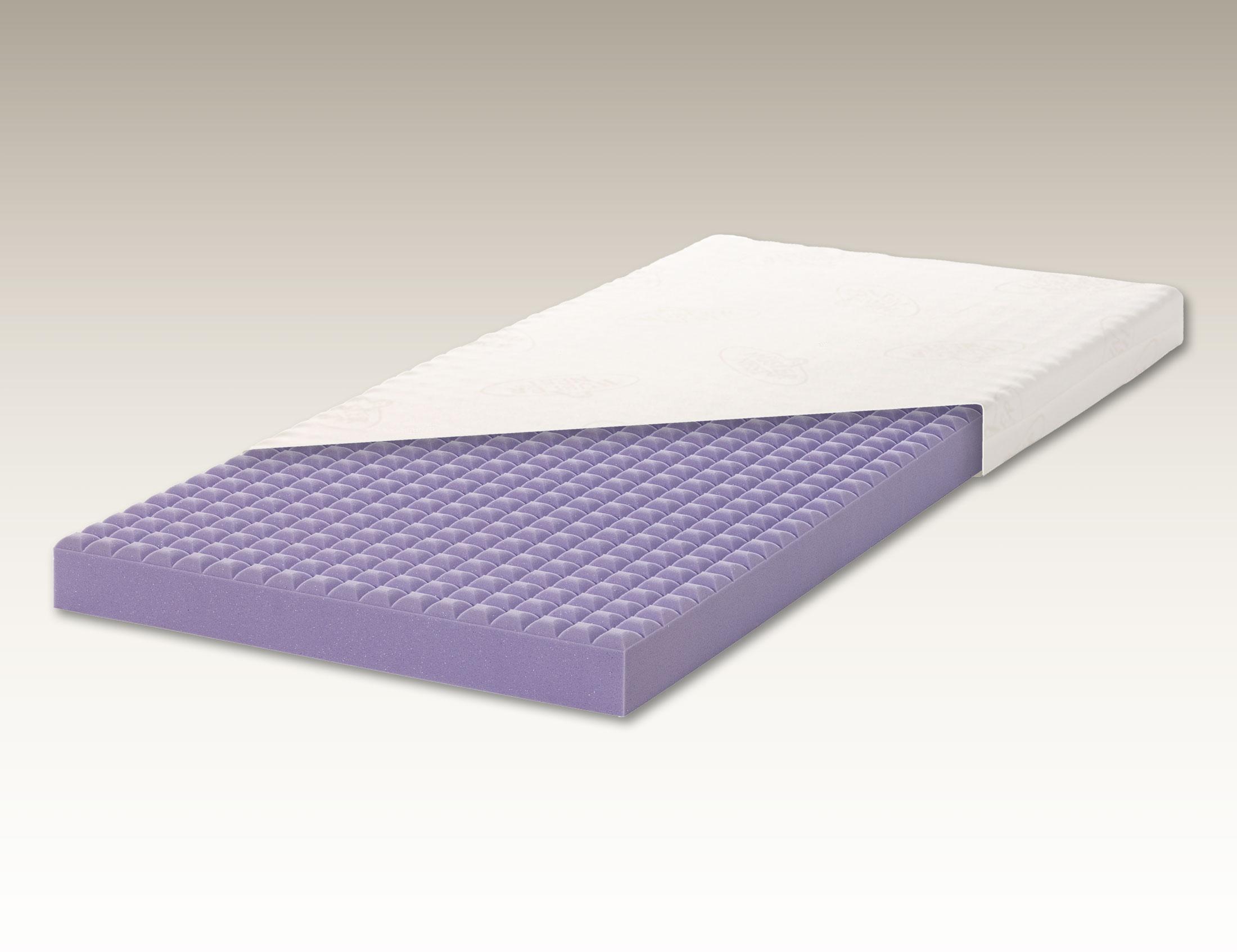 Hüsler Nest Kaltschaum Matratze Soft 10 cm günstig online kaufen