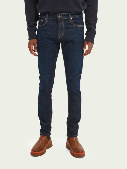 Scotch & Soda Skim Super Slim Fit Jeans– Dense Night günstig online kaufen
