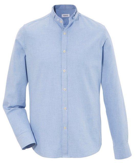 H. Moser Trachtenhemd mit hellen Knöpfen günstig online kaufen