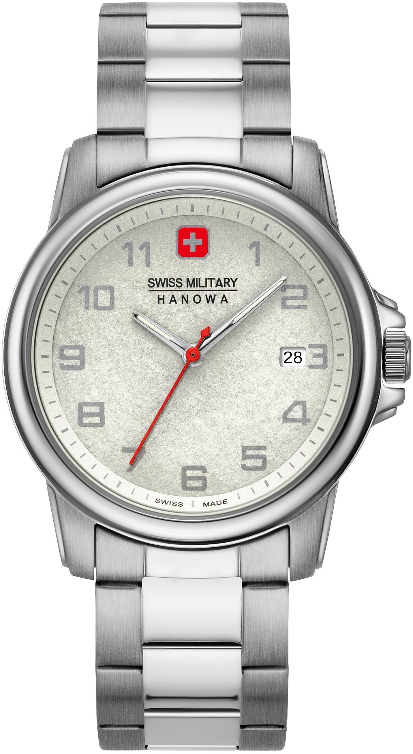 Swiss Military Hanowa Schweizer Uhr SWISS ROCK, 06-5231.7.04.001.10 günstig online kaufen