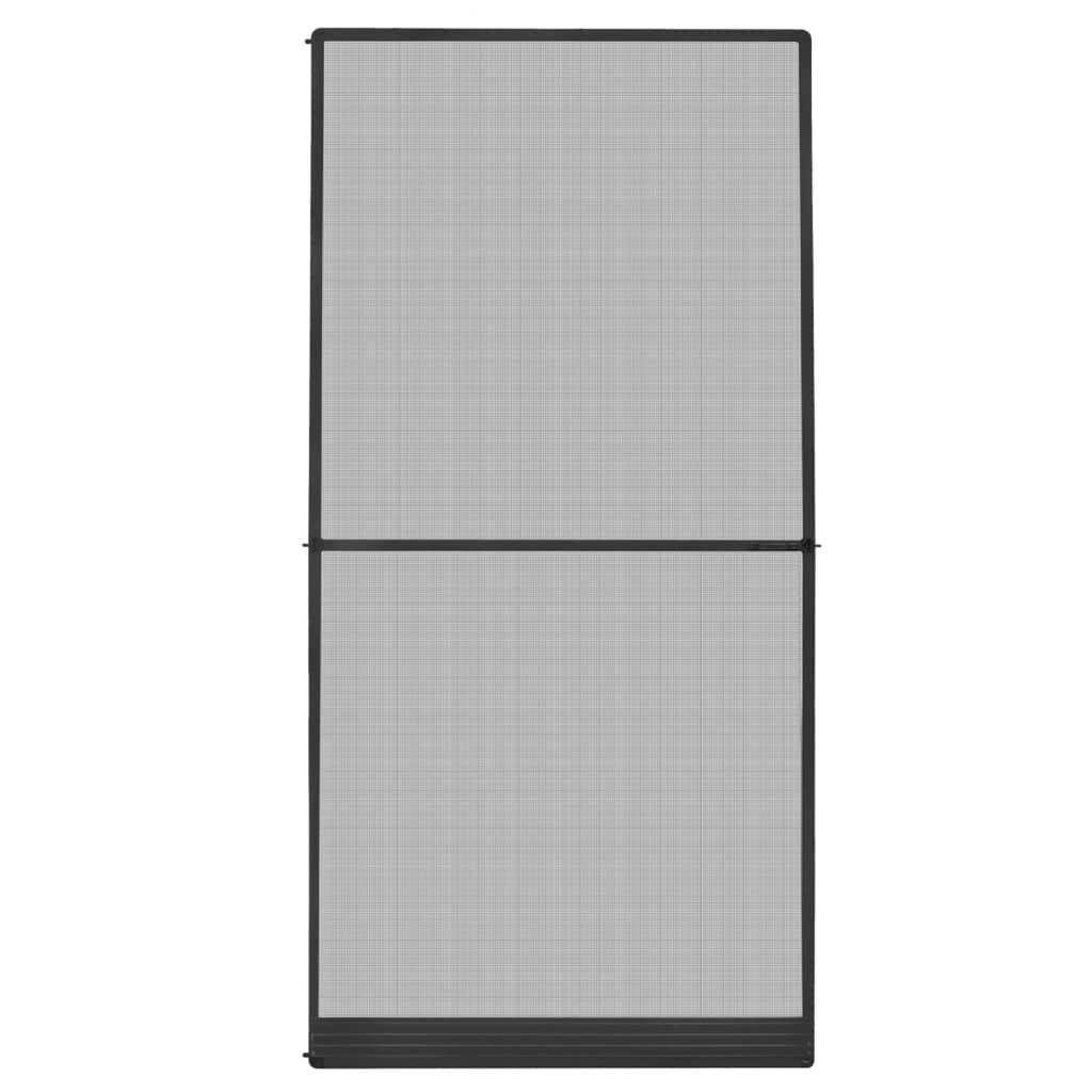 Insektenschutz Für Türen Anthrazit 120x240 Cm günstig online kaufen
