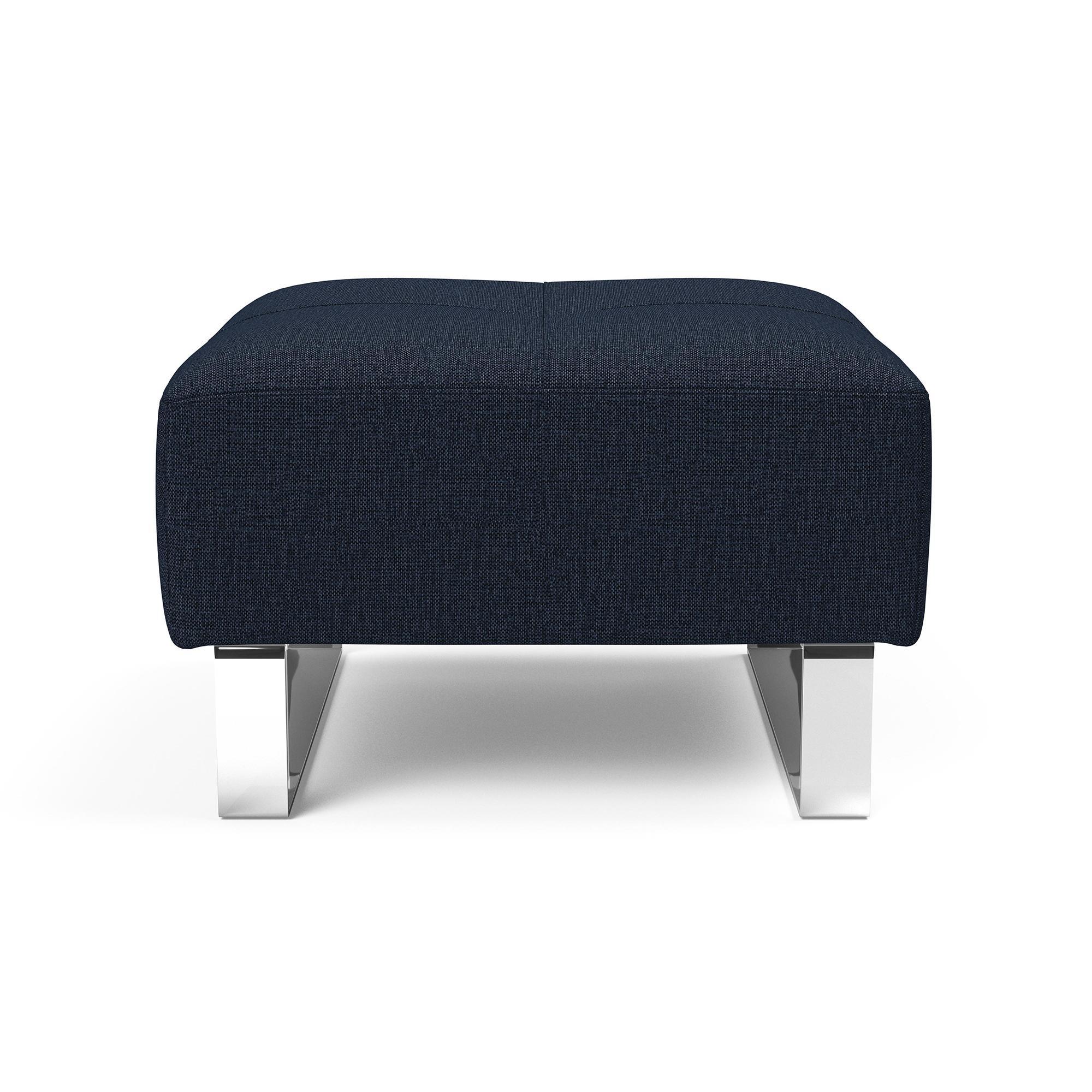 Innovation - Supremax D.E.L. Fusshocker H 41cm - blau/Stoff 528 Mixed Dance günstig online kaufen