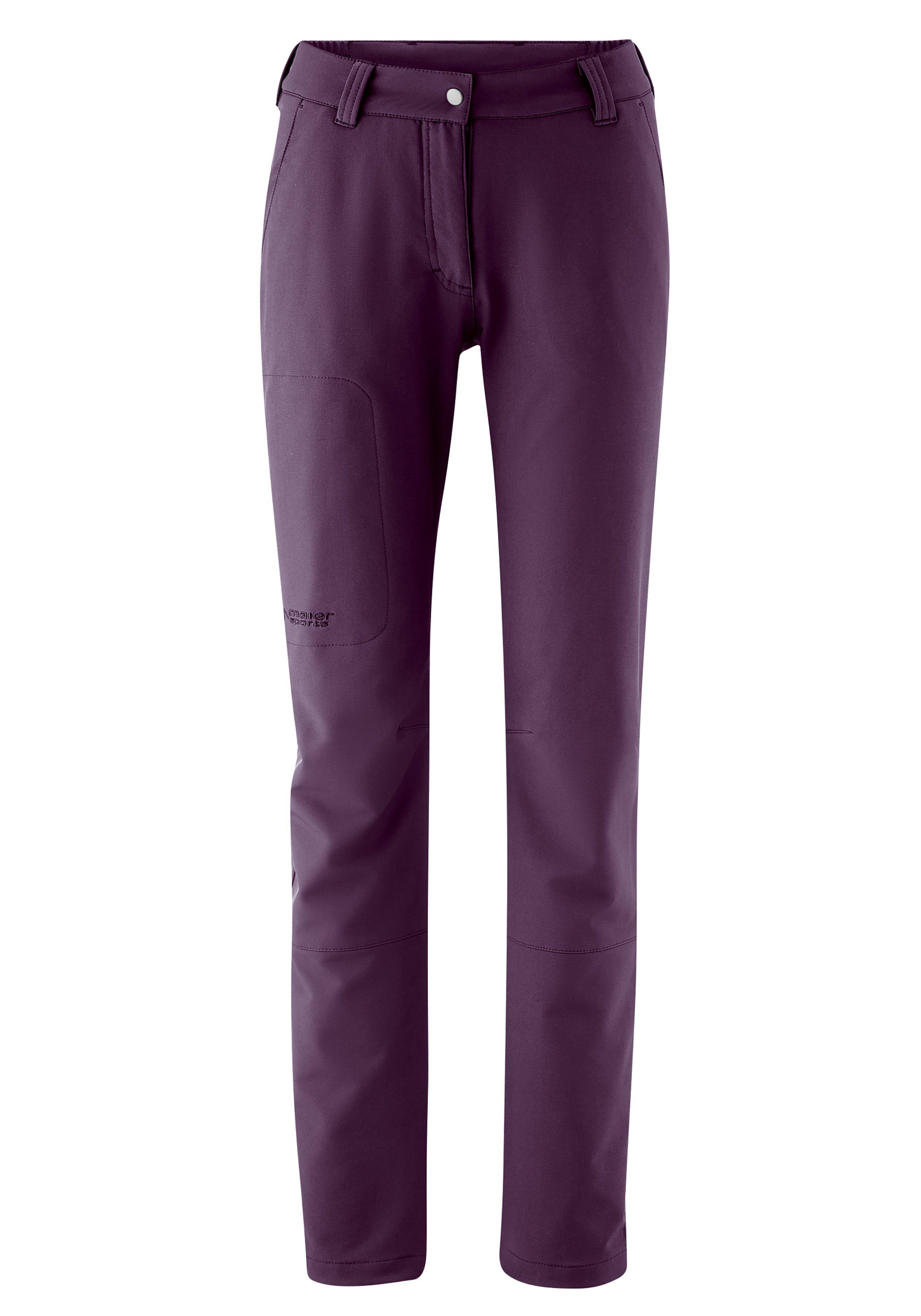 Maier Sports Funktionshose Helga, Warme Outdoorhose, robust, sehr elastisch günstig online kaufen