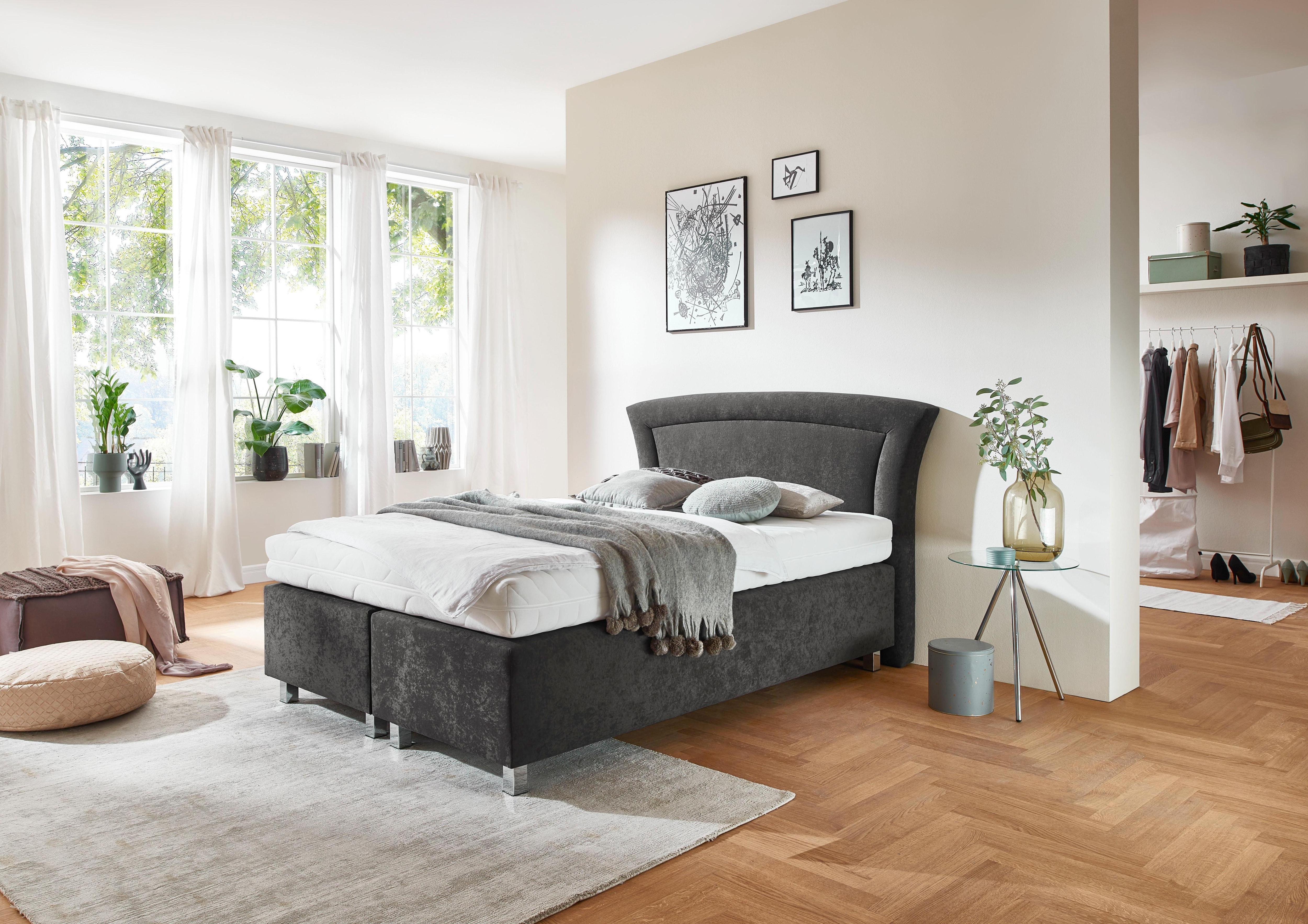 Westfalia Schlafkomfort Boxspringbett, in diversen Ausführungen günstig online kaufen