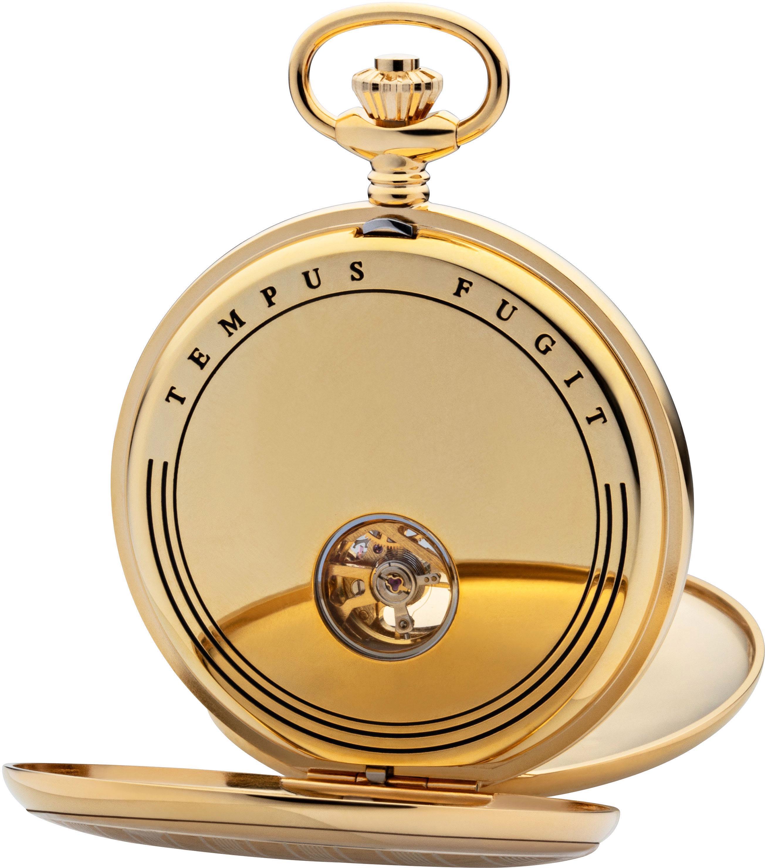 Regent Taschenuhr 11330083, (Set, 2 tlg., inkl. Kette) günstig online kaufen