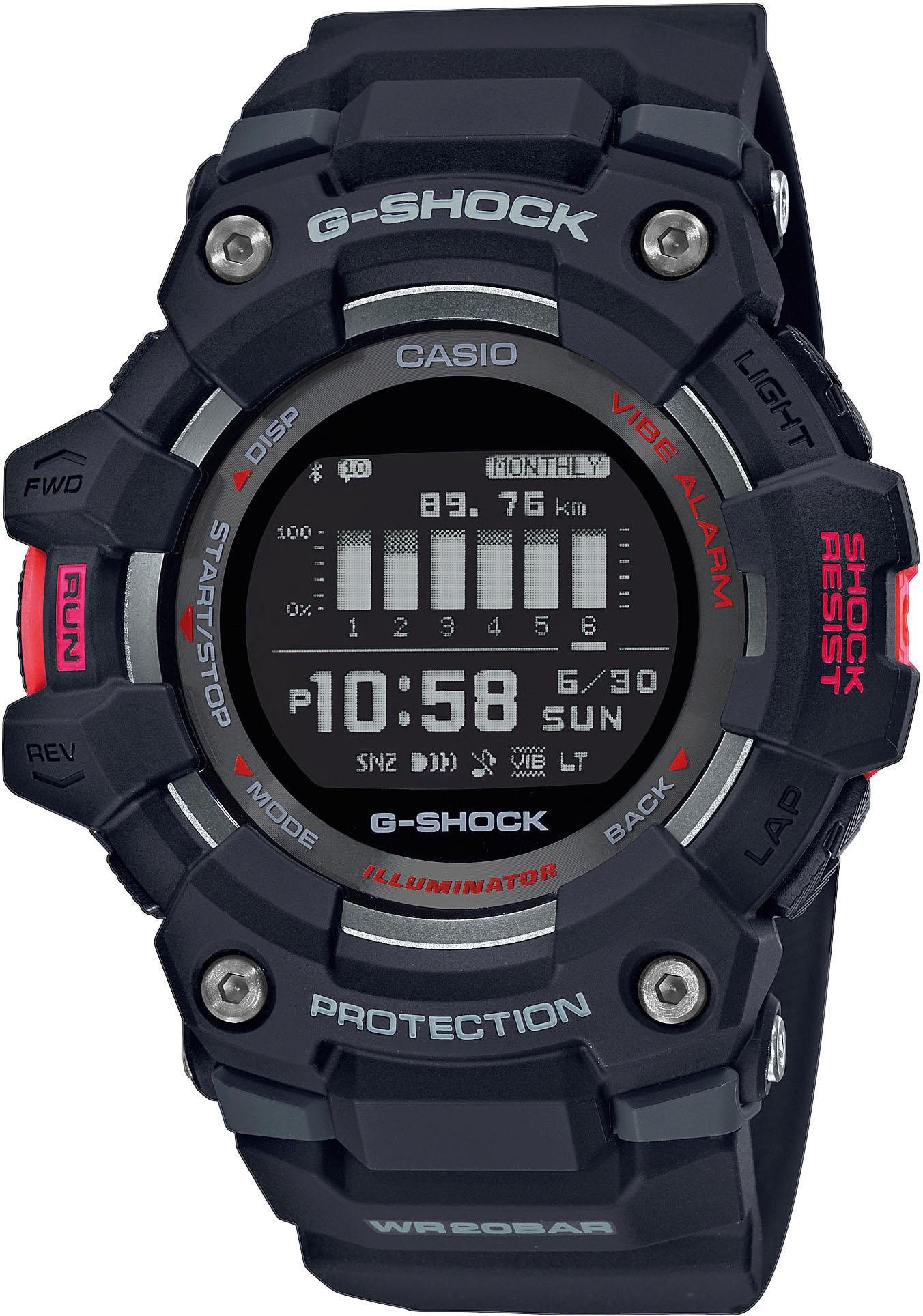 Casio G-Shock Watch (GBD-100-1ER) - Multifunktionsuhr günstig online kaufen