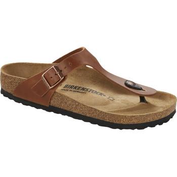 Birkenstock  Zehentrenner Zehensteg Gizeh antique brown 1016781 günstig online kaufen