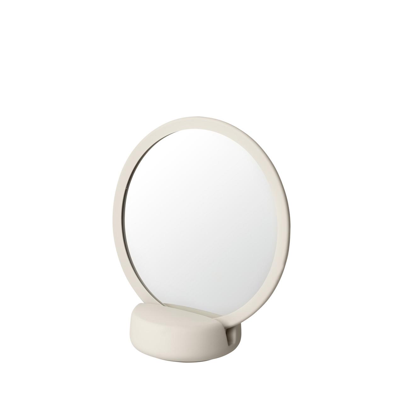 Blomus Bad-Spiegel SONO Kosmetikspiegel Ashley Blue 18,5 cm (blau) günstig online kaufen