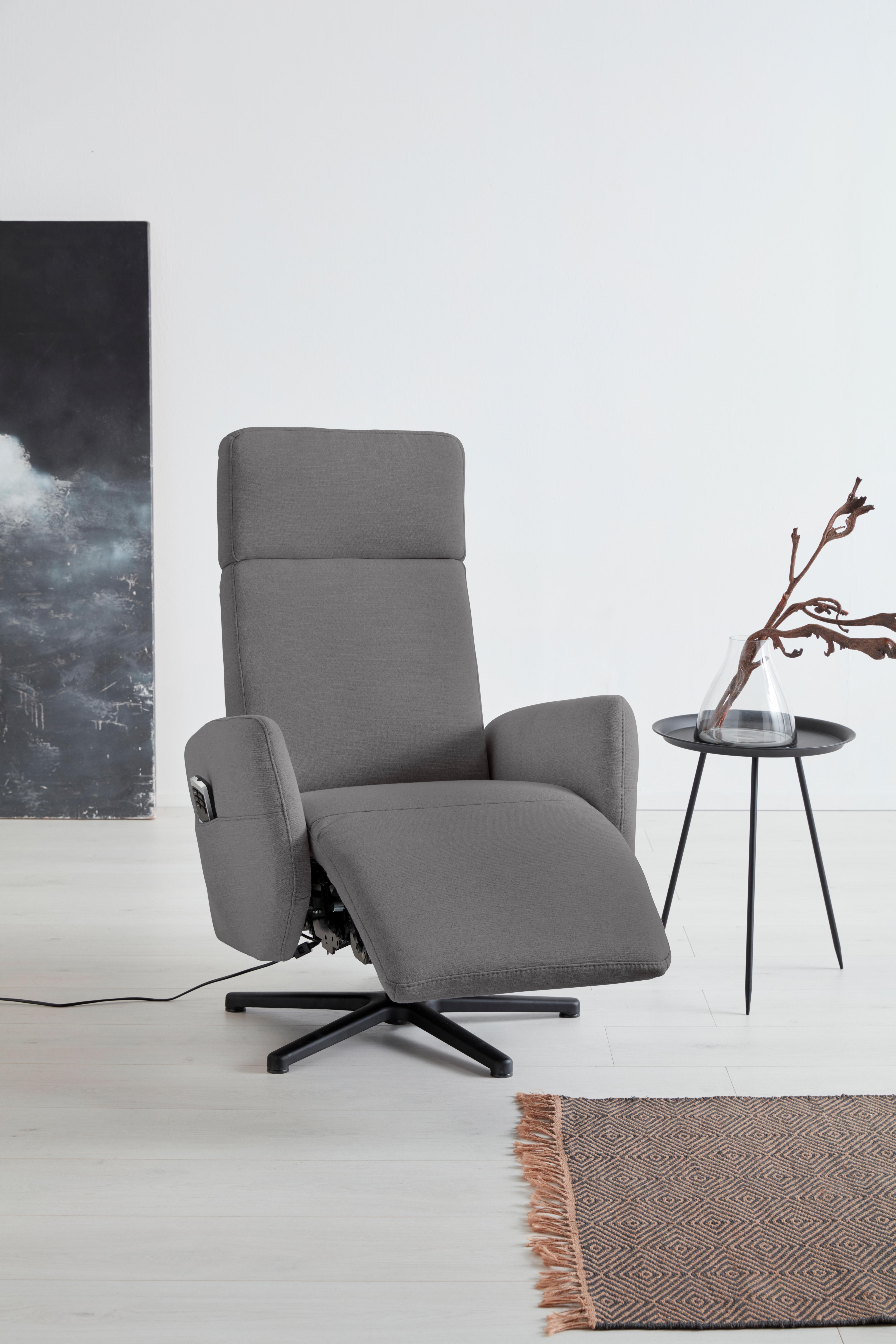 OTTO products TV-Sessel Renell, wahlweise manuell, mit zwei Motoren - auch günstig online kaufen