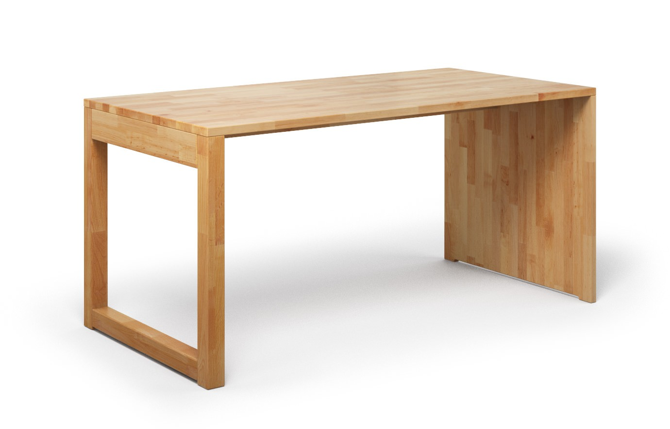 Schreibtisch Natura aus Erle günstig online kaufen