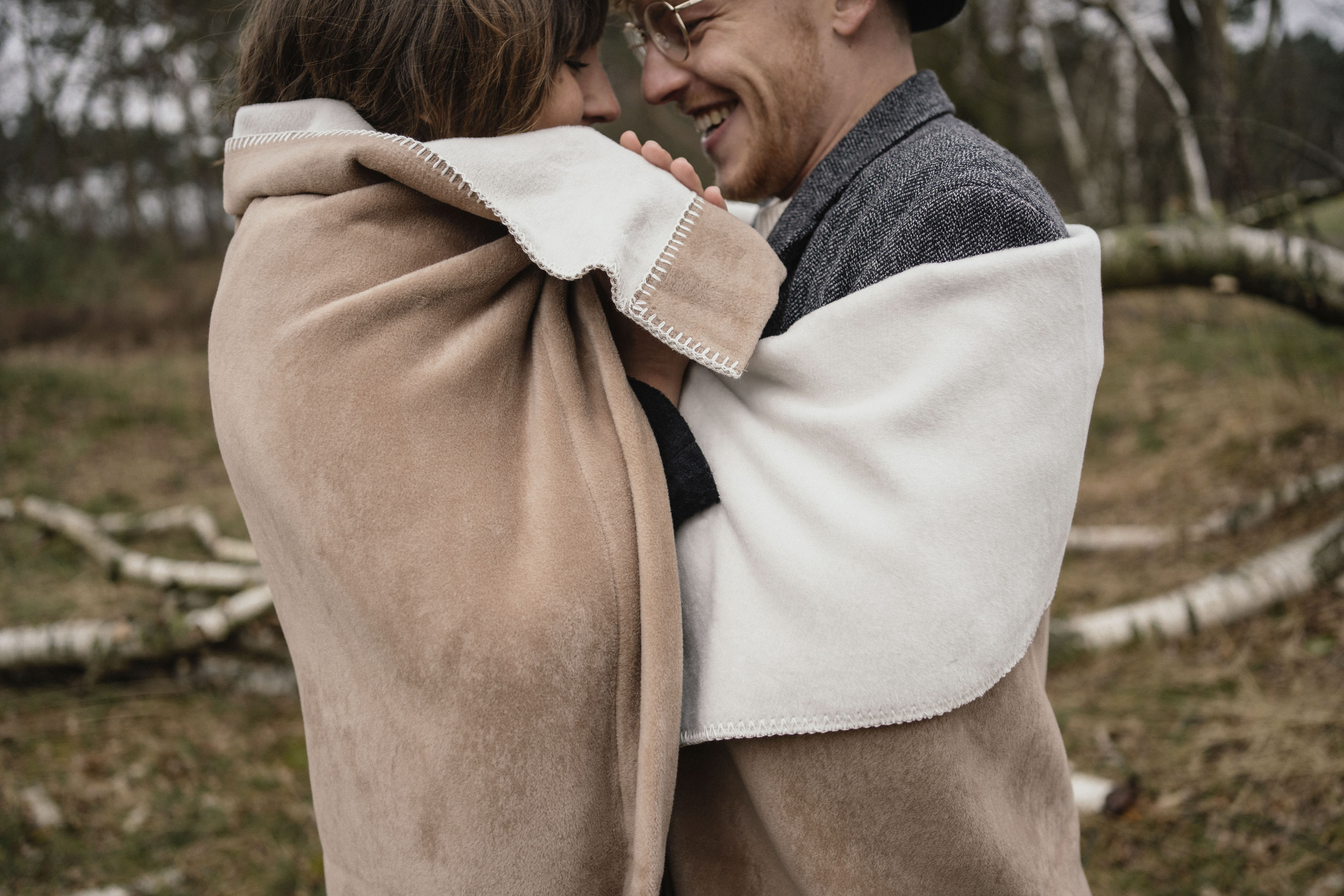 IBENA Wohndecke »Jacquard Decke Bern«, einfarbig schick günstig online kaufen