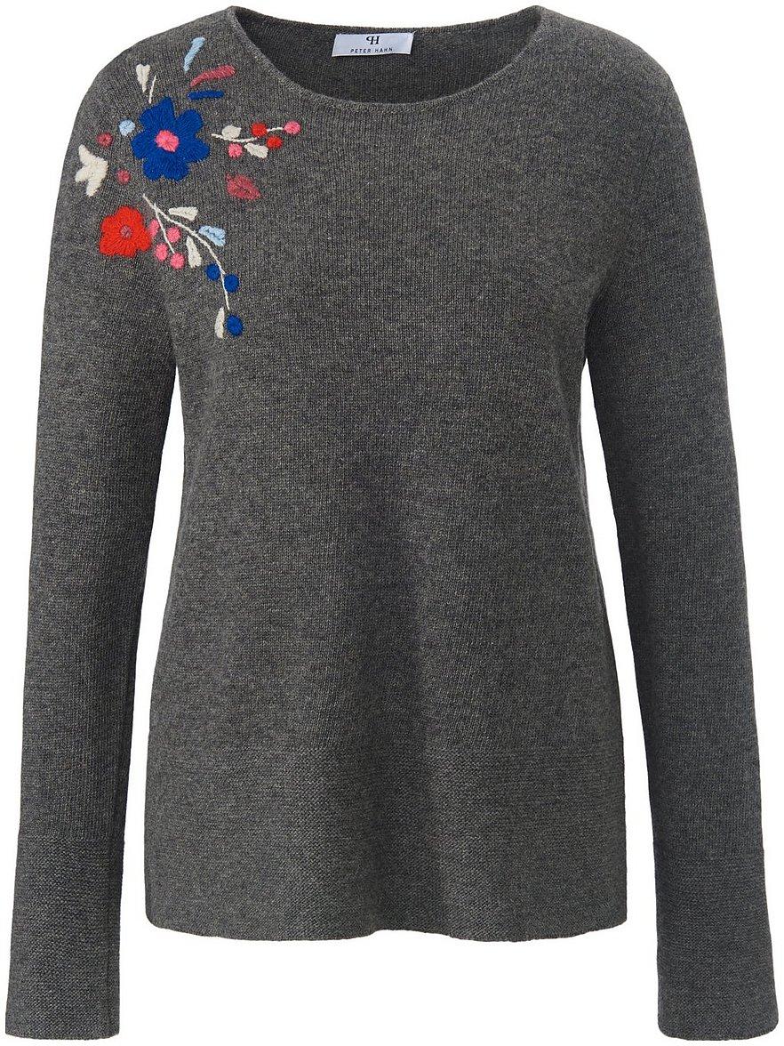 Pullover Peter Hahn grau Größe: 50 günstig online kaufen