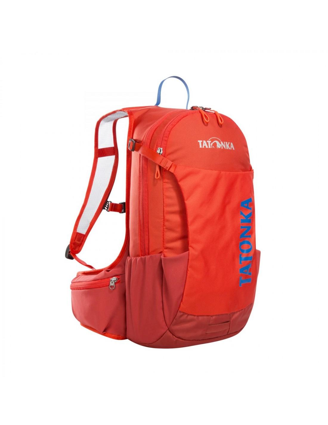 Tatonka Fahrradrucksack Baix 12, red orange Rucksackvolumen - 11 - 15 Liter günstig online kaufen