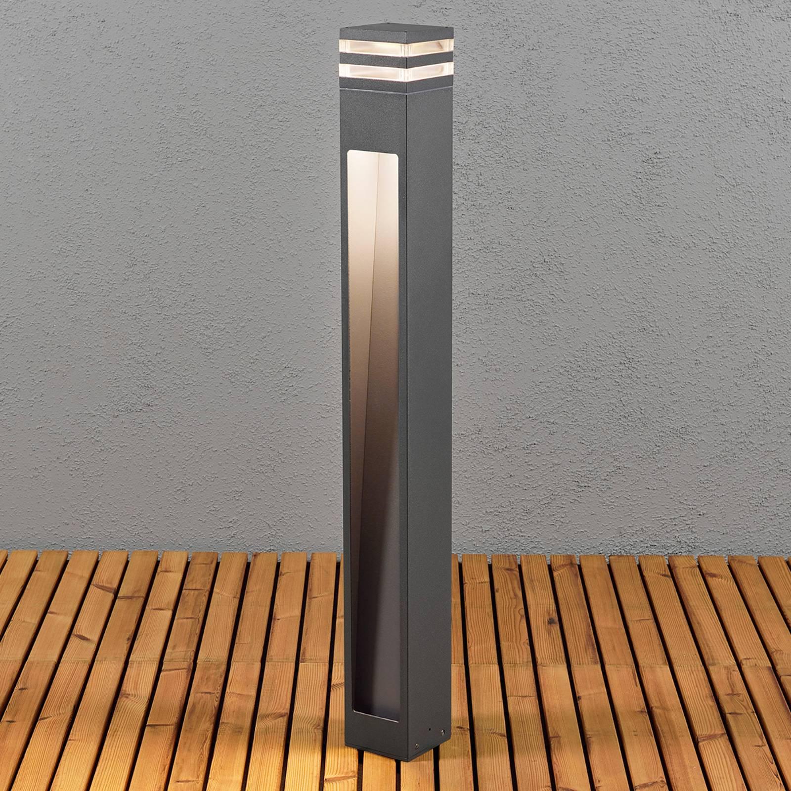 Schlanke LED-Wegeleuchte Massa günstig online kaufen