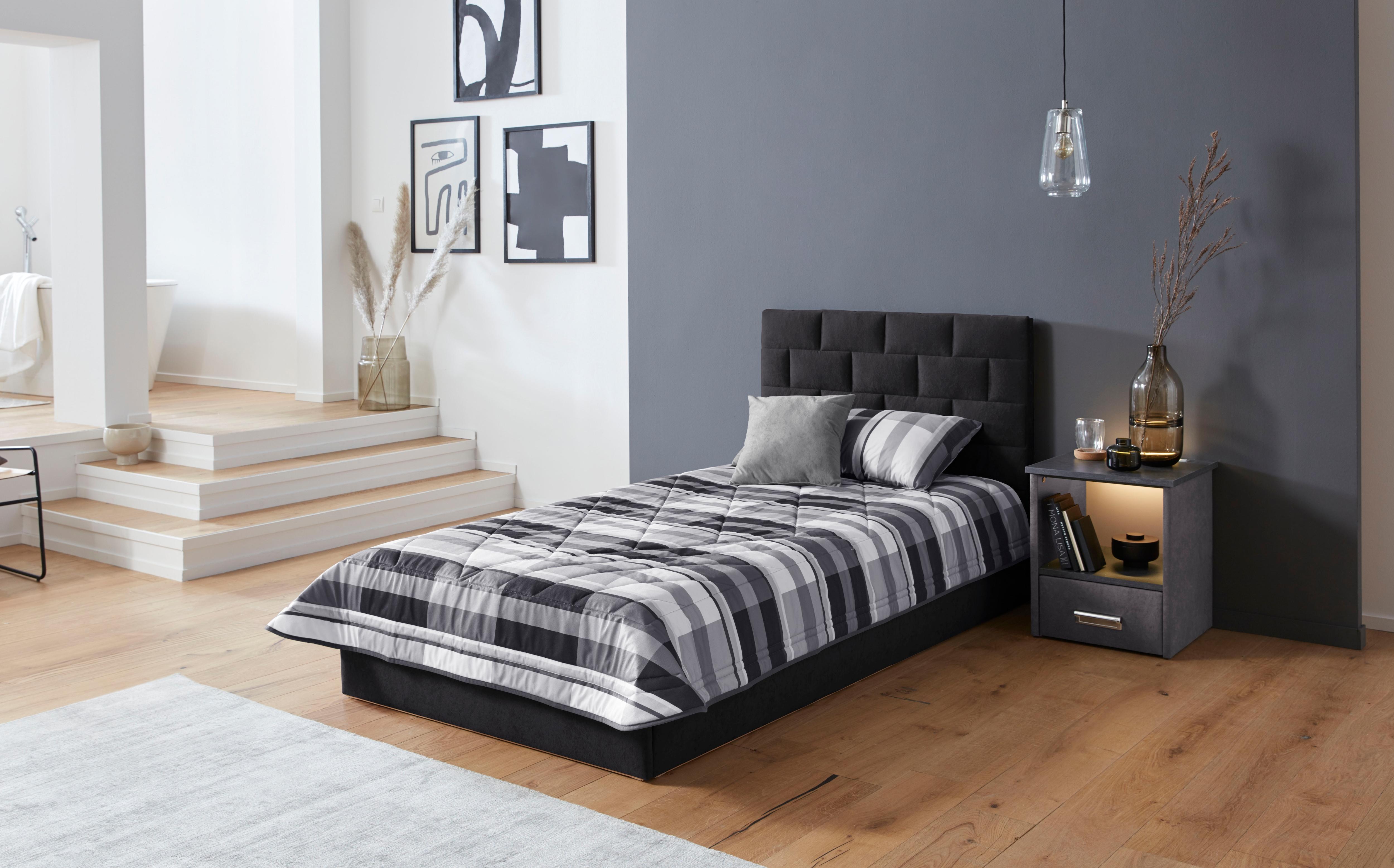 Westfalia Schlafkomfort Polsterbett, inkl. Bettkasten bei Ausführung mit Ma günstig online kaufen