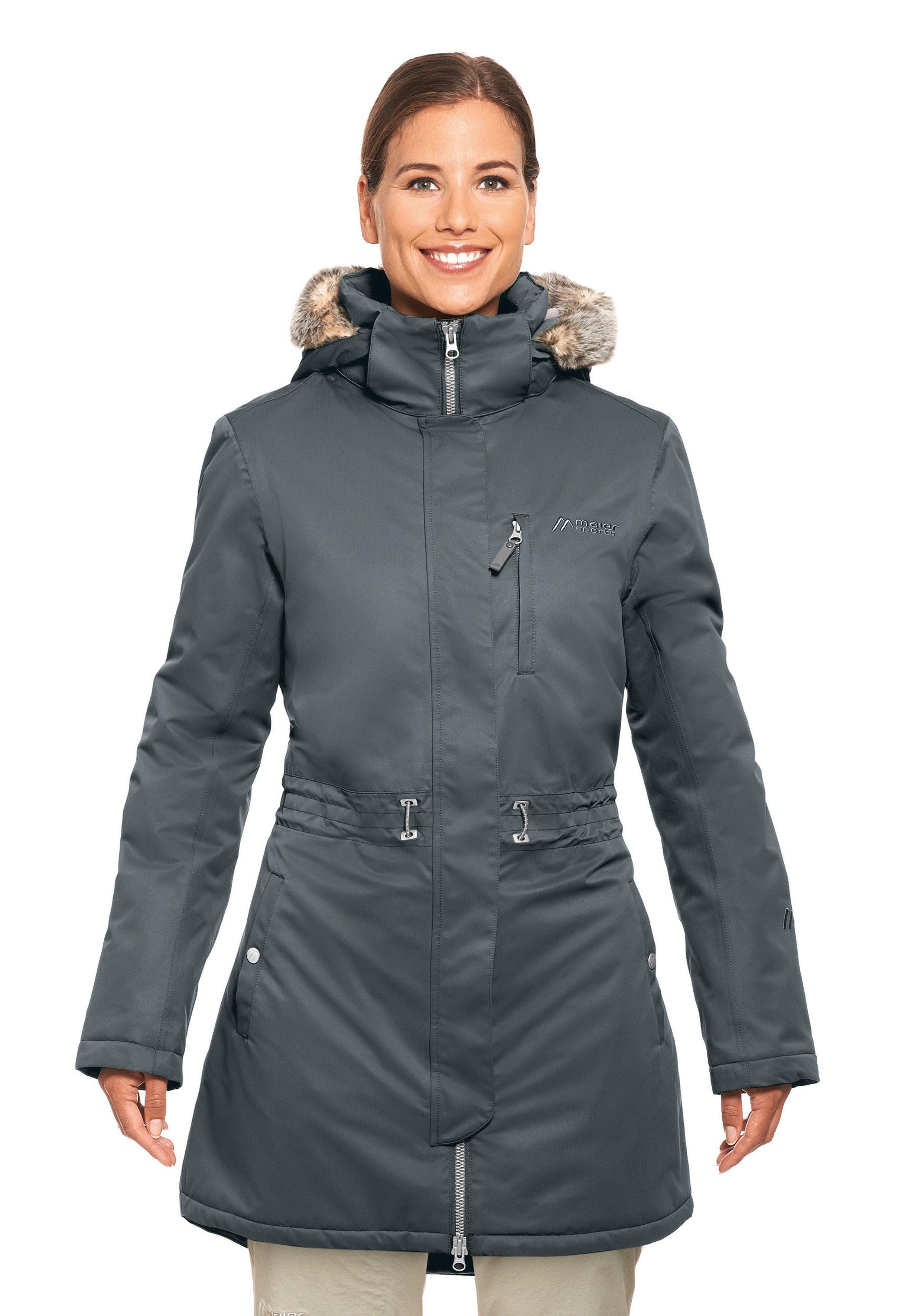 Maier Sports Funktionsjacke Kerstin, Warmer Wintermantel für kalte Tage günstig online kaufen