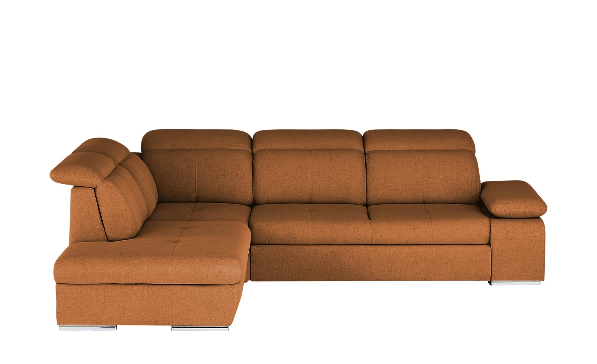 switch Ecksofa  Avilla - orange - Polstermöbel > Sofas > Ecksofas - Möbel K günstig online kaufen