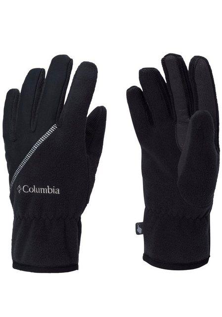 Columbia Fleecehandschuhe WIND BLOCK günstig online kaufen