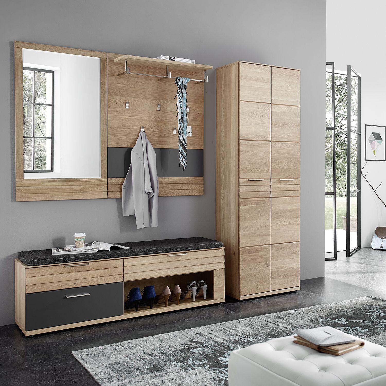 home24 Garderobenset Jorvi II (4-teilig) günstig online kaufen