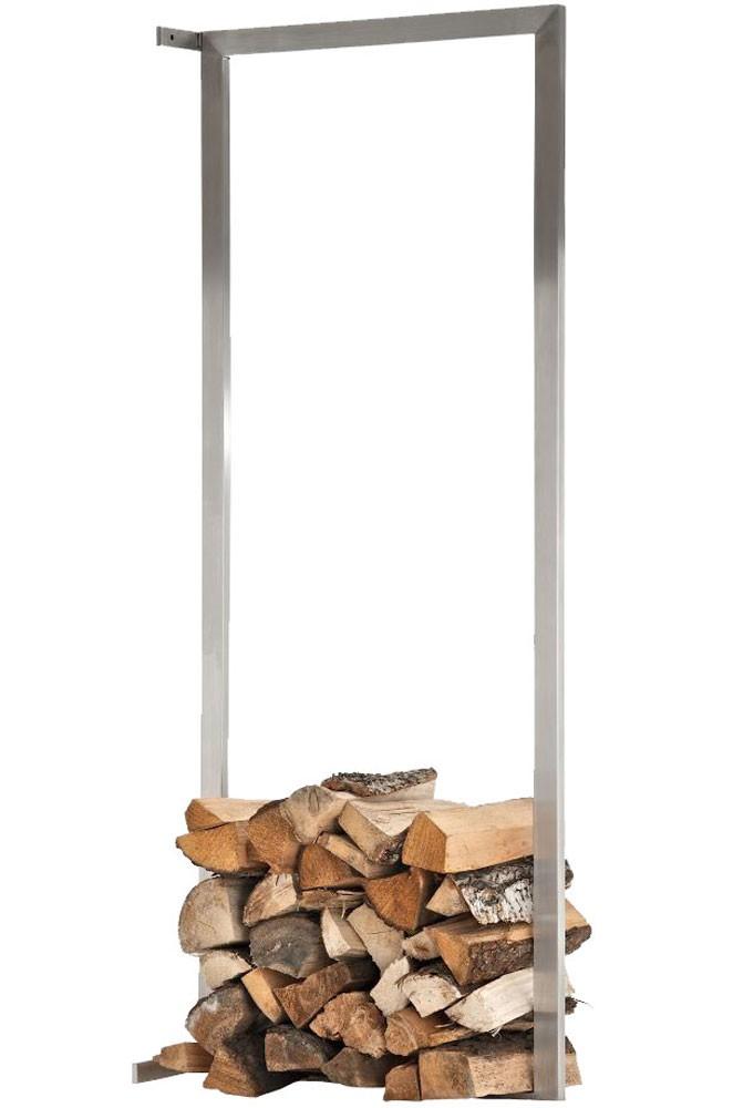 Kaminholzständer für die Wand-60x150 günstig online kaufen