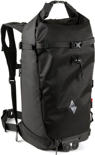 NITRO Freizeitrucksack »Splitpack 30, Black Out« günstig online kaufen