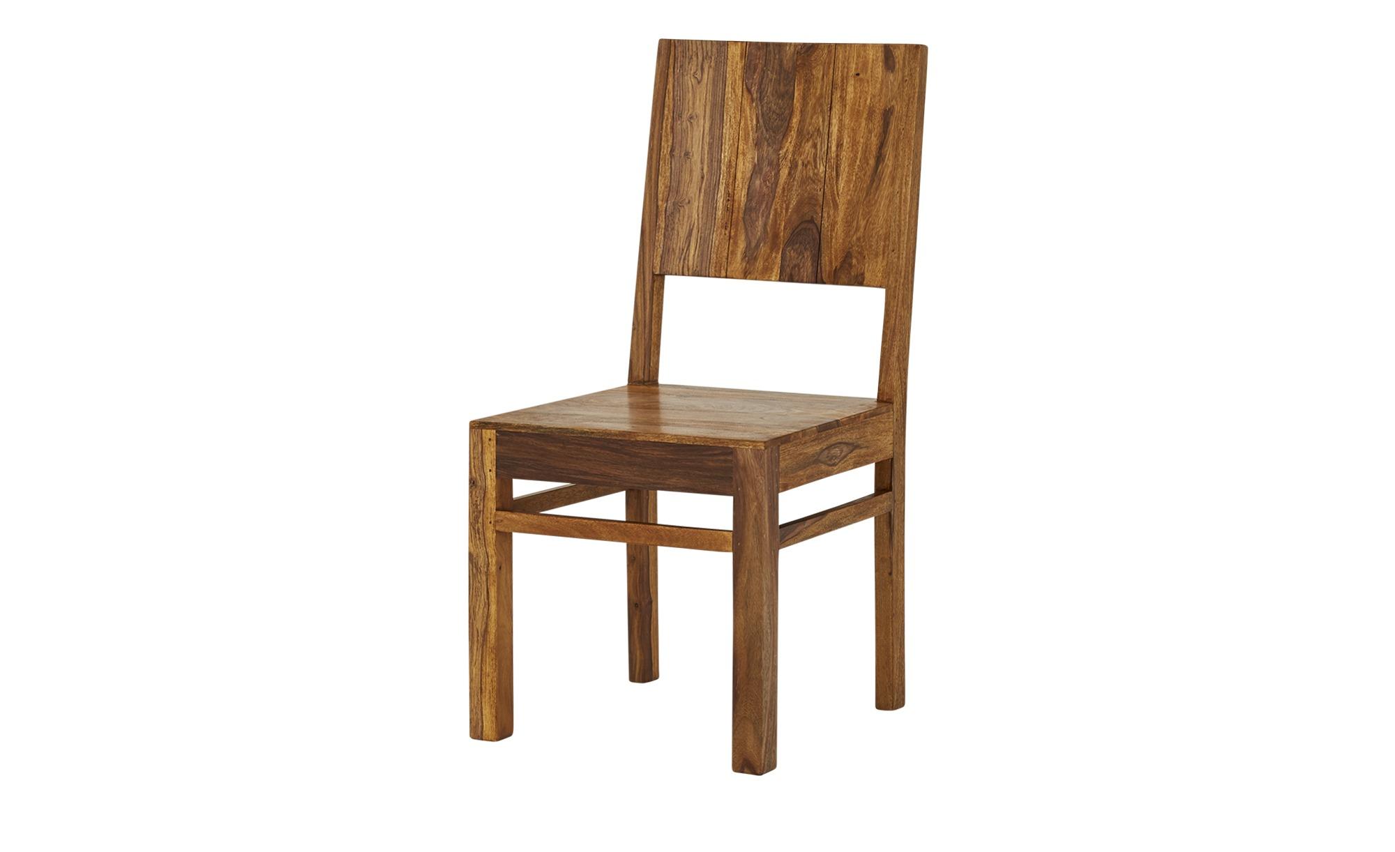 Stuhl  Amarillo ¦ holzfarben ¦ Maße (cm): B: 45 H: 95 T: 46 Stühle > Küchen günstig online kaufen