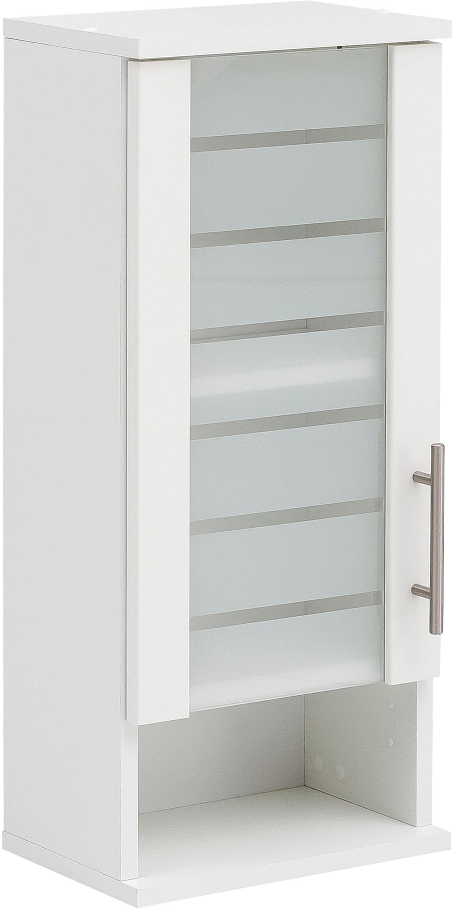 Schildmeyer Hängeschrank Nikosia, Breite 30 cm, mit Glastür, hochwertige MD günstig online kaufen
