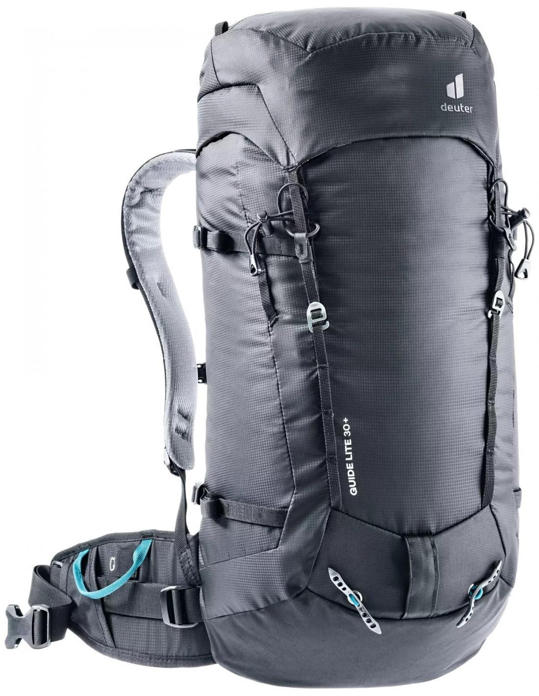 Deuter Rucksack Guide Lite 30+, black Rucksackart - Wandern & Trekking, Ruc günstig online kaufen