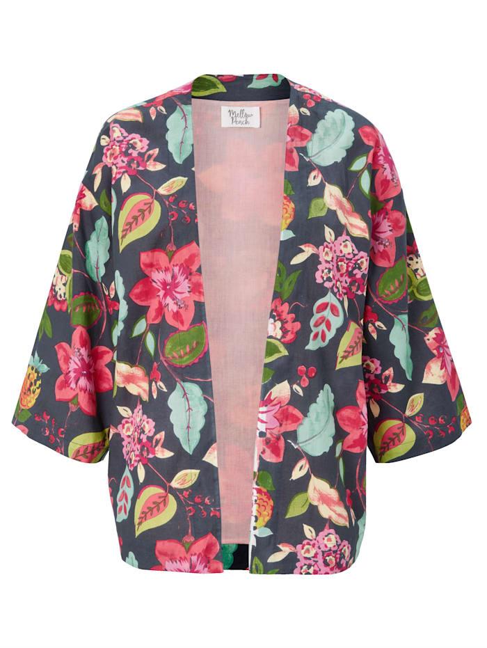 Kimono Jacke, Mellow Peach günstig online kaufen