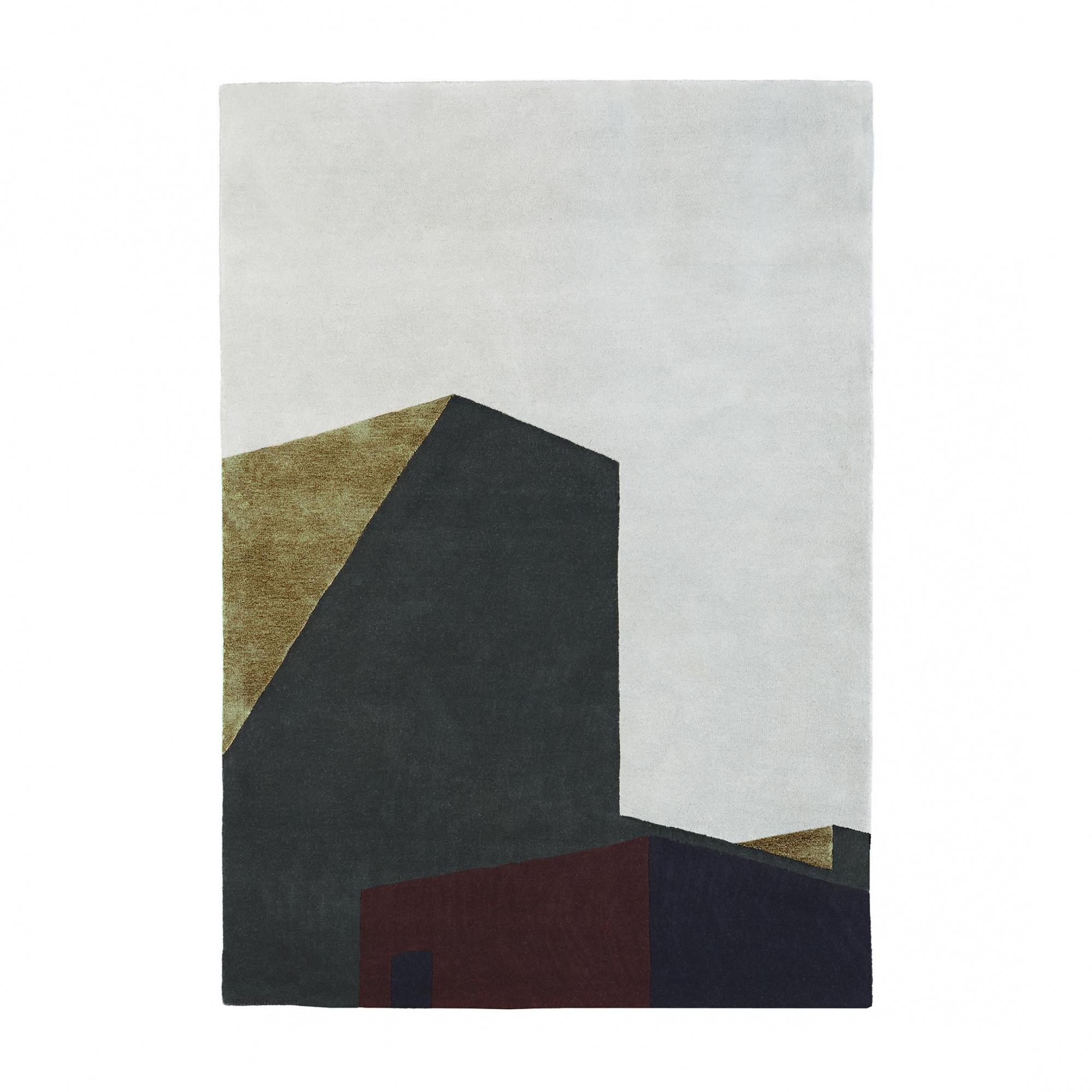 PLEASE WAIT to be SEATED - Arqui 2 Wandteppich 240x170cm - zederngrün & fei günstig online kaufen