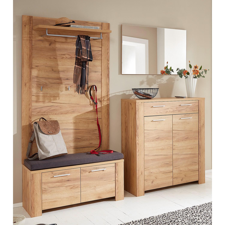 home24 Garderobenset Castera I (4-teilig) günstig online kaufen