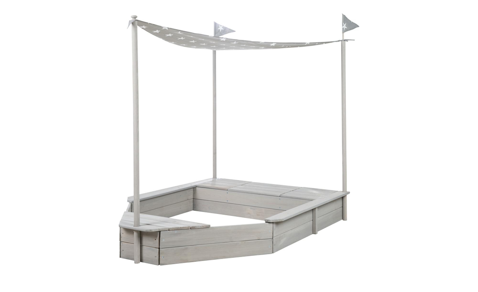 Roba Sandkasten ¦ grau Garten > Gartenmöbel > Kinder-Gartenmöbel - Höffner günstig online kaufen