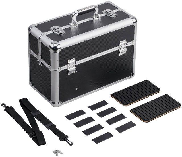 meister Kosmetikkoffer, 450 x 320 x 225 mm, inkl. 2 Schlüssel & Tragegurt günstig online kaufen