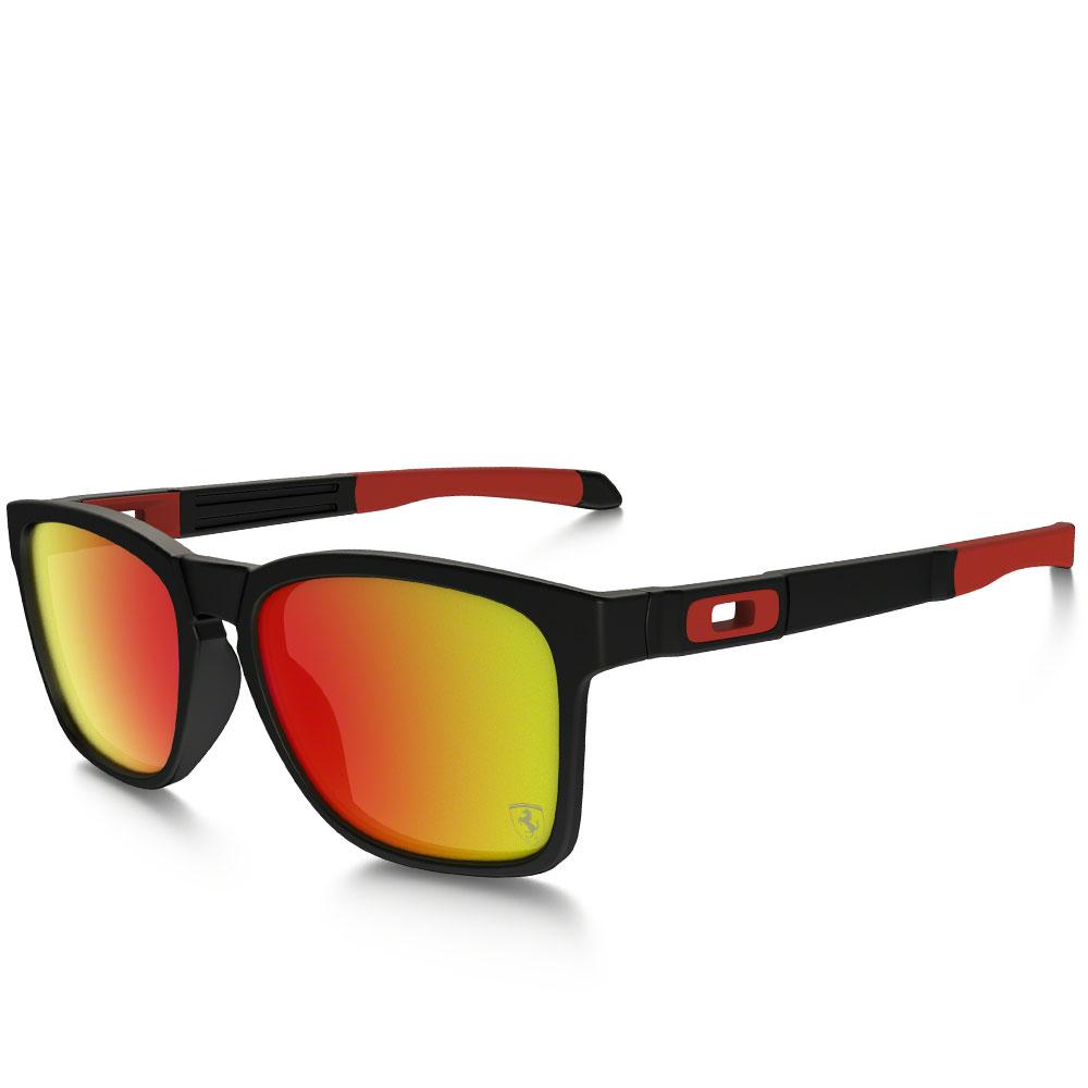 Oakley Catalyst Scuderia Ferrari Edition Sonnenbrille Matte günstig online kaufen