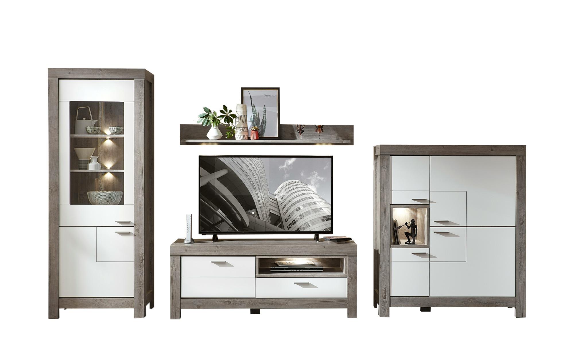 Wohnkombination Wandschränke - Höffner günstig online kaufen