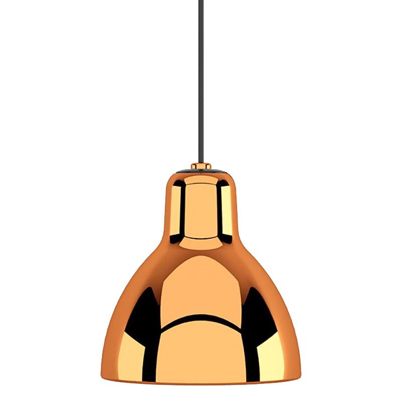 Rotaliana - Luxy H5 Glam Pendelleuchte - kupfer/glänzend/Ø 13,5cm günstig online kaufen