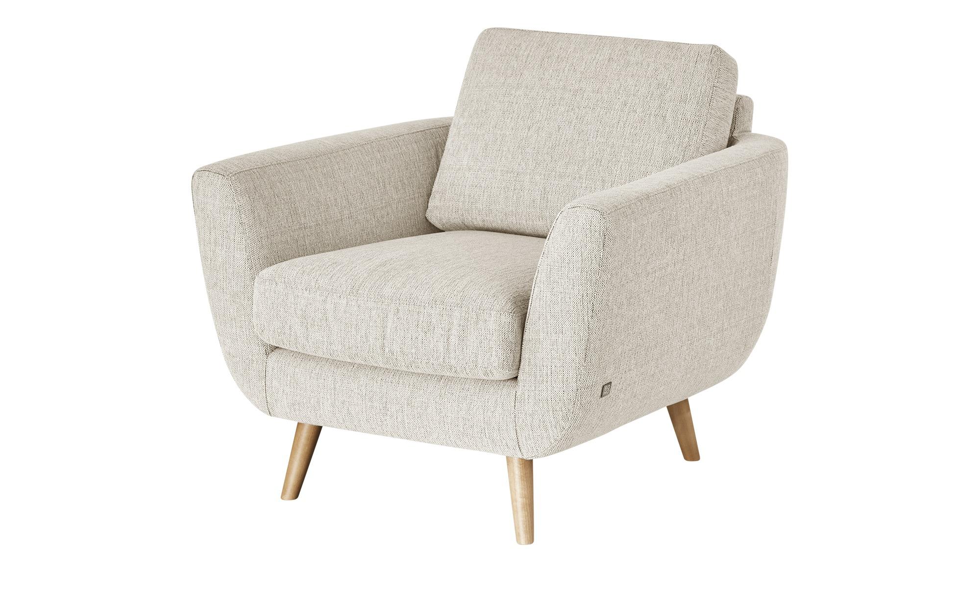 SOHO Sessel - beige - Polstermöbel > Sessel > Ohrensessel - Möbel Kraft günstig online kaufen