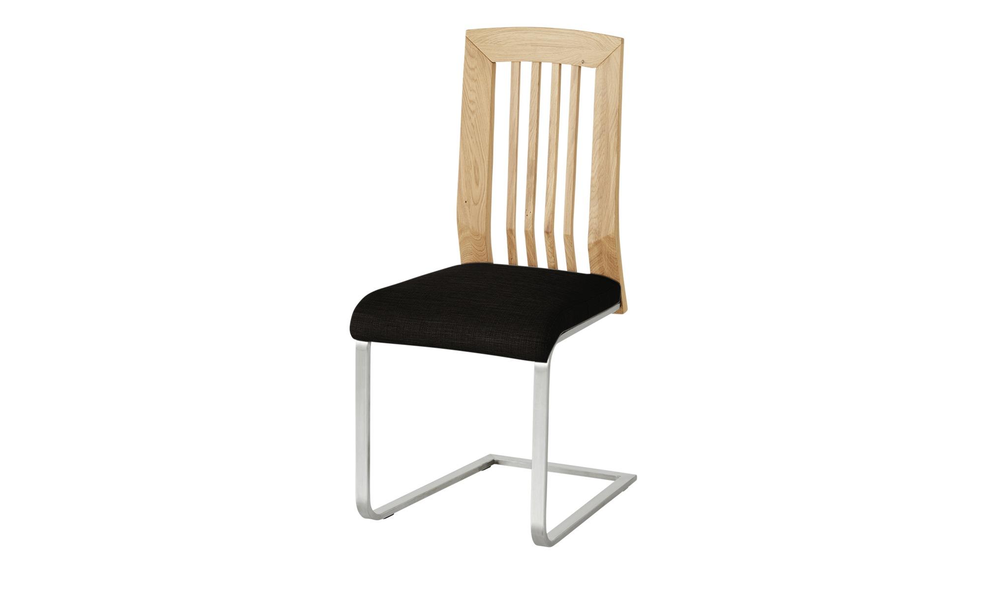 Wohnwert Freischwinger  Elio - braun - Stühle > Esszimmerstühle - Möbel Kra günstig online kaufen