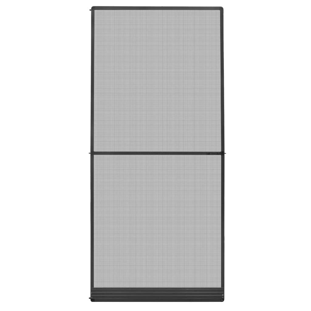 Insektenschutz Für Türen Anthrazit 100x215 Cm günstig online kaufen