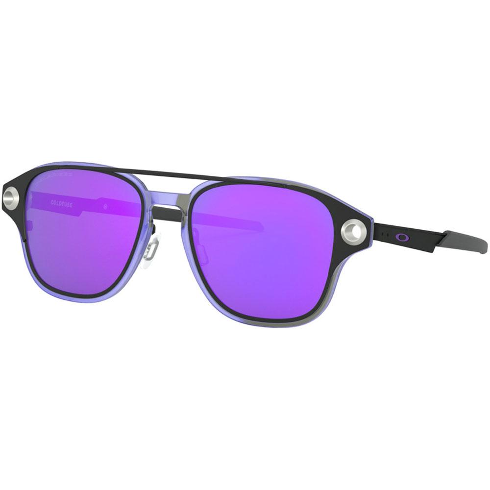 Oakley Coldfuse Matte Black Violet Iridium Polarized günstig online kaufen