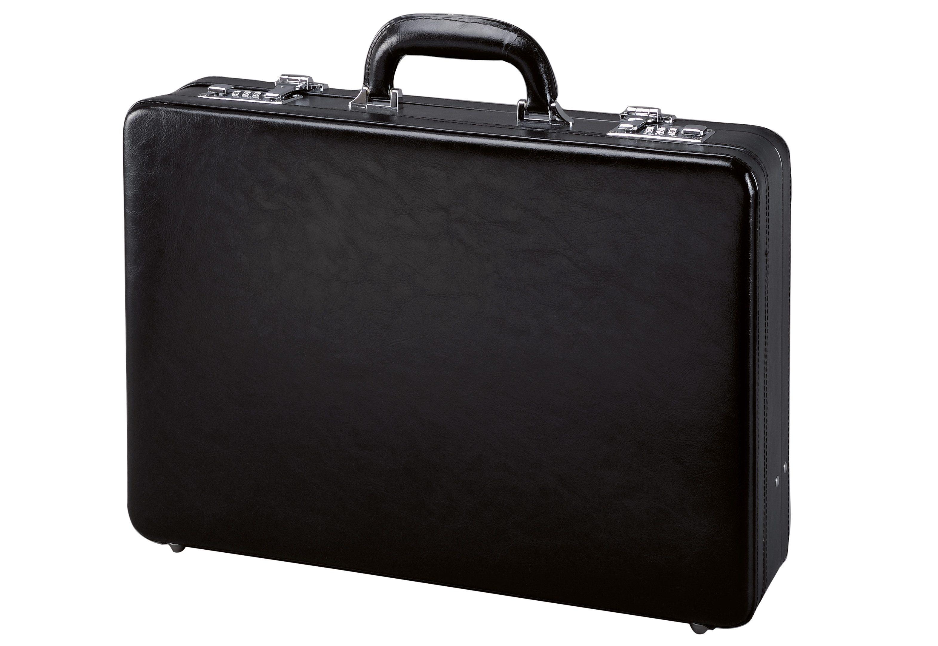 Alassio Business-Koffer Taormina, Attachékoffer, aus Leder günstig online kaufen
