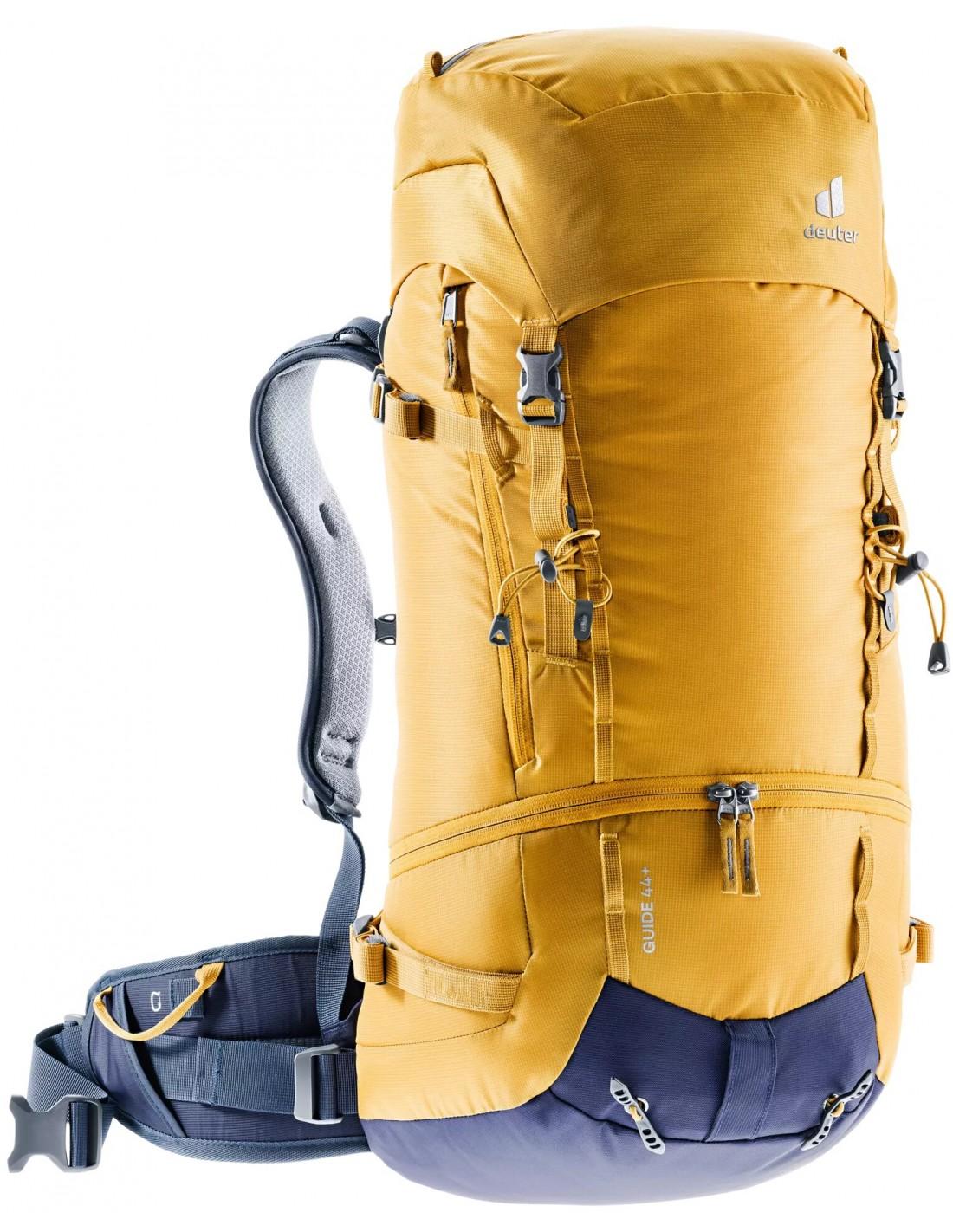Deuter Rucksack Guide 44+, curry-navy Rucksackart - Wandern & Trekking, Ruc günstig online kaufen