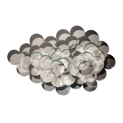 Nébuleux Wandspiegel / Glasschuppen - 67 x 42 cm - Tsé-Tsé - Spiegel günstig online kaufen