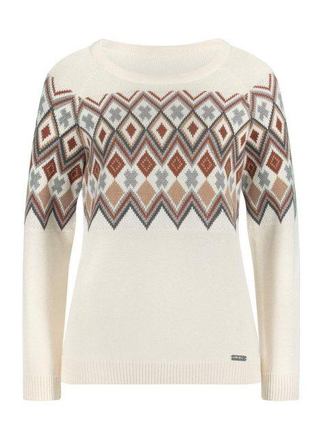 Casual Looks Norwegerpullover »Pullover« günstig online kaufen