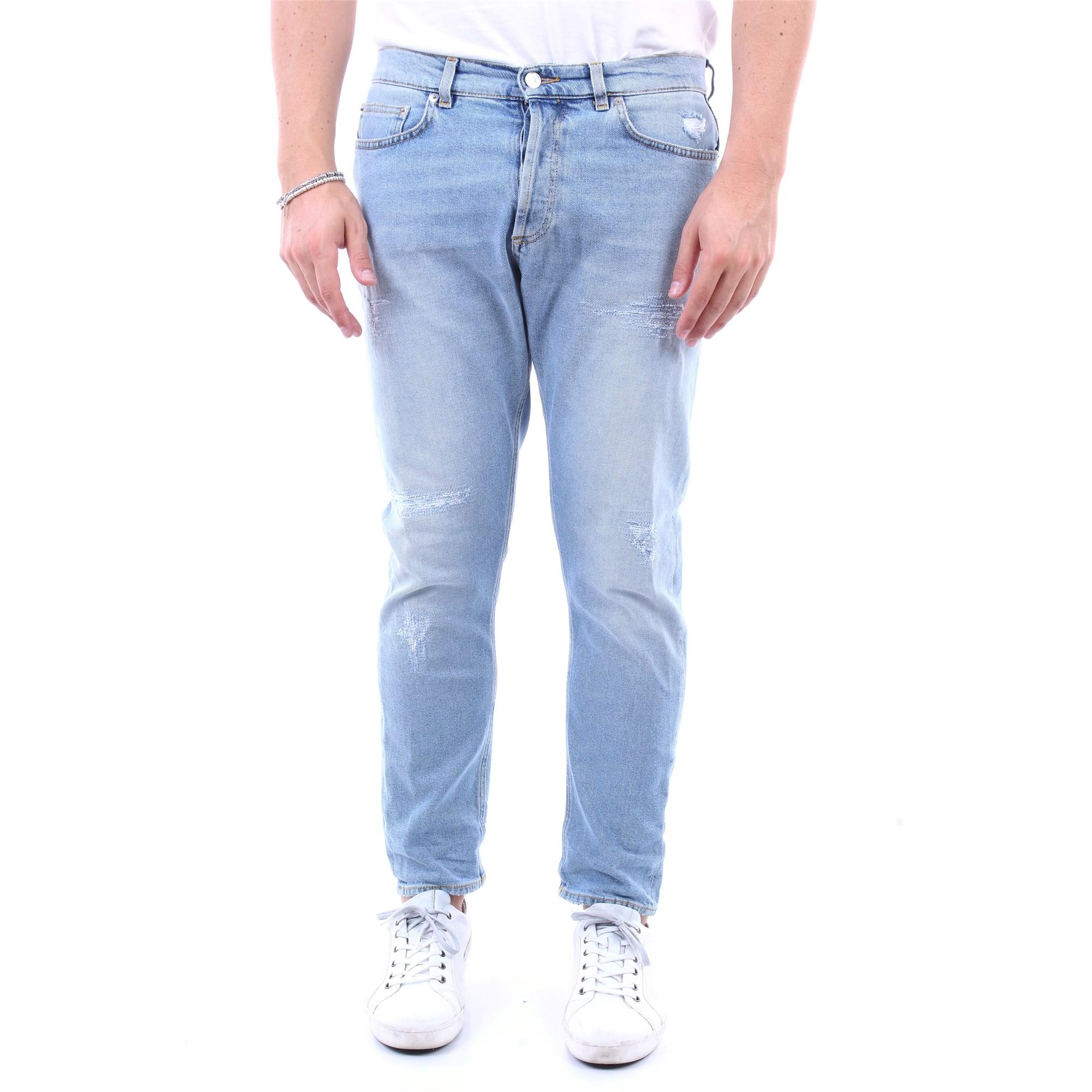 GRIFONI schlank Herren Leichte Jeans günstig online kaufen