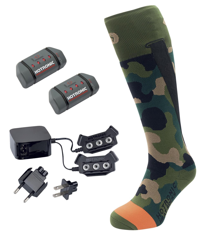 Hotronic Heat Socken Set XLP One (Größe: 39.0 - 41.0, camo) günstig online kaufen