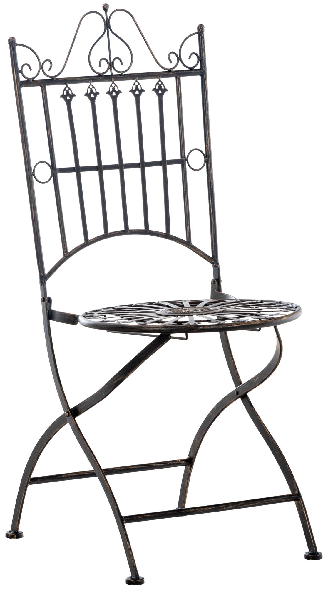 Stuhl Sadao-bronze günstig online kaufen