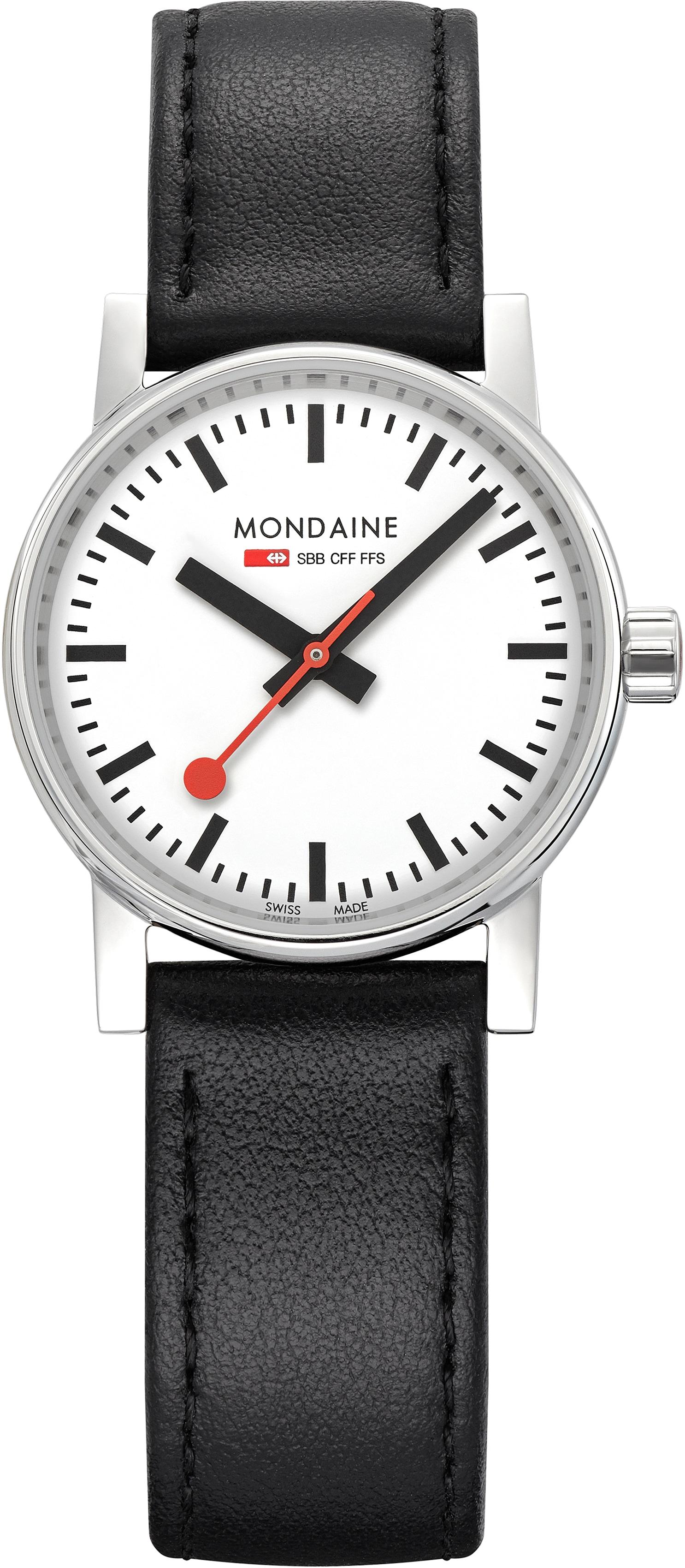 MONDAINE Schweizer Uhr evo2, MSE.30110.LB günstig online kaufen